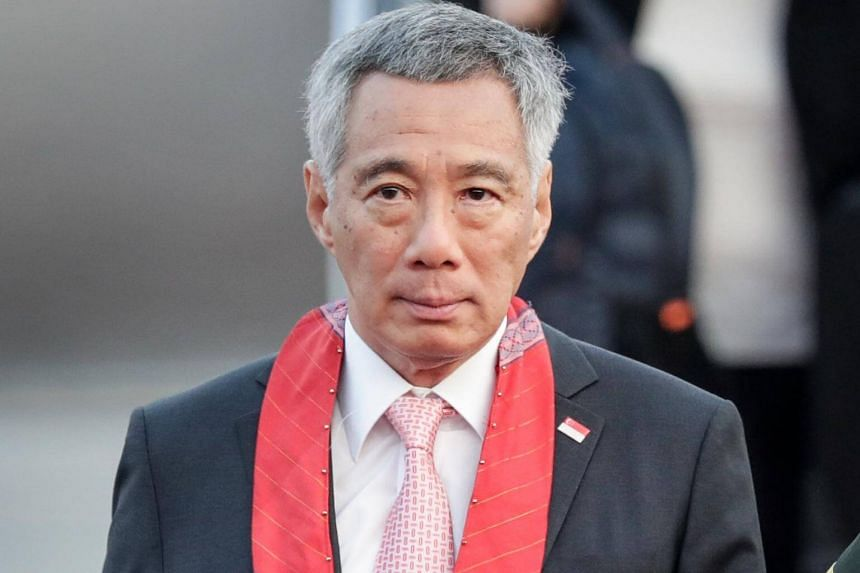 """""""Asean needs to be strong and united in calling for the Democratic People's Republic of Korea to cease all provocative actions and return to the path of dialogue,"""" said Mr Lee."""
