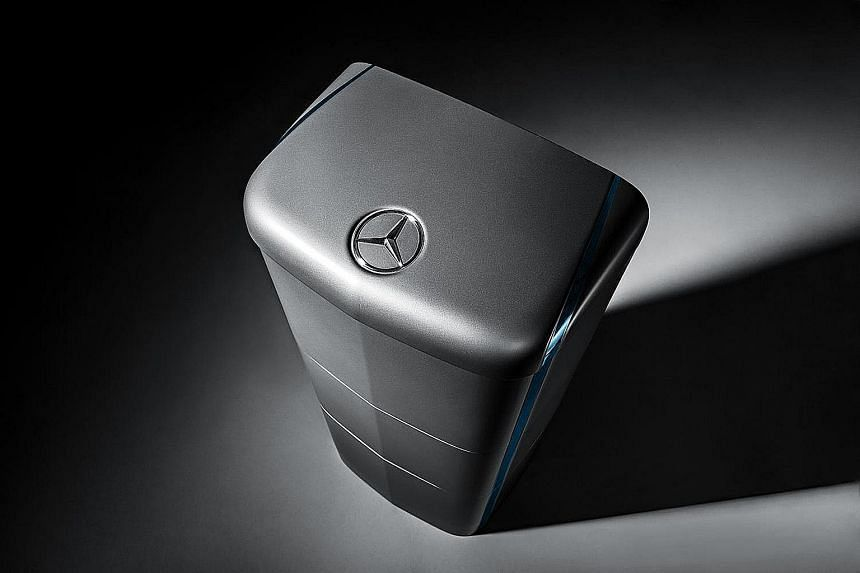 Mercedes-Benz Energy will soon deliver its first energy storage units.