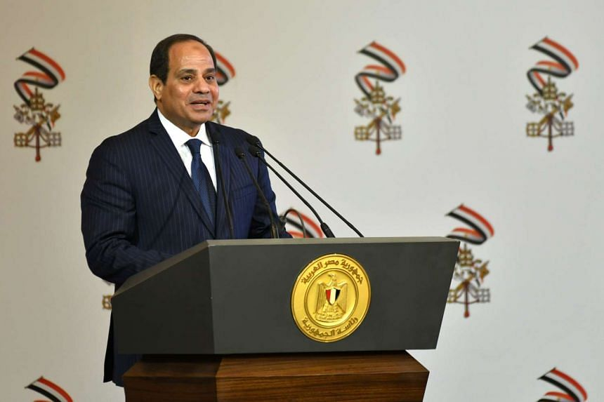 Egyptian President Abdel Fattah al-Sisi said he will not interfere in the deal to hand over the islands.