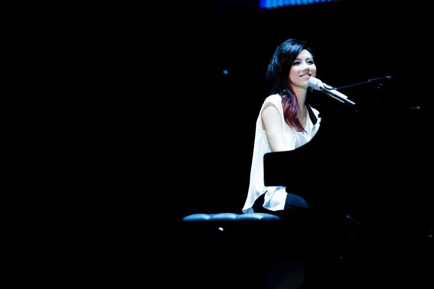 G.E.M. will be performing at the Singapore Indoor Stadium on Aug 12.