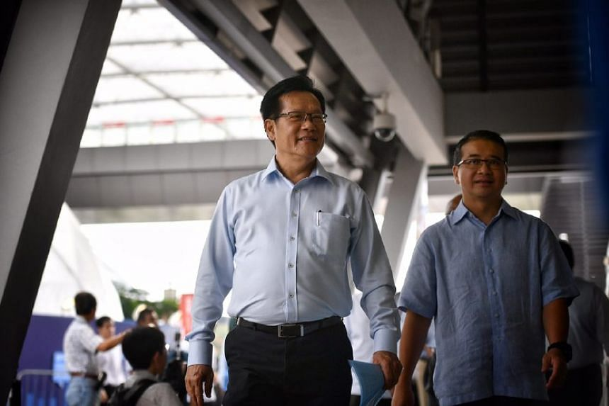 Lim Kia Tong is the new president of the Football Association of Singapore (FAS).
