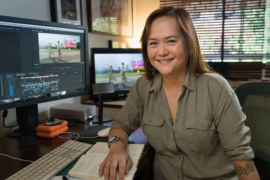 Film-maker Su-Mae Khoo has always wanted to find a story to tell about migrant workers in Singapore.