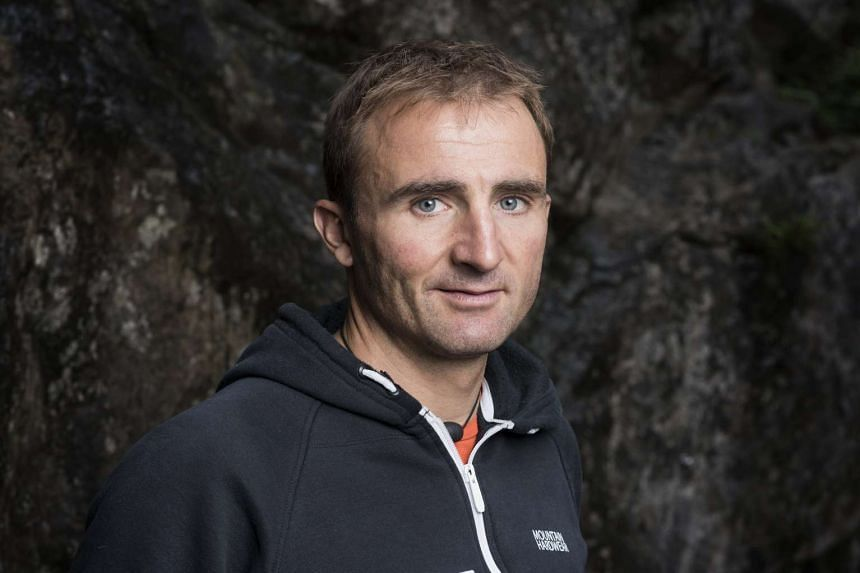 Swiss mountaineer Ueli Steck was found dead on Mt Everest on April 30, 2017.