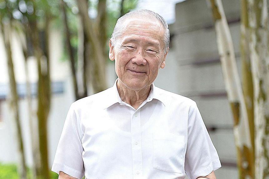 Pre-eminent scholar Wang Gungwu