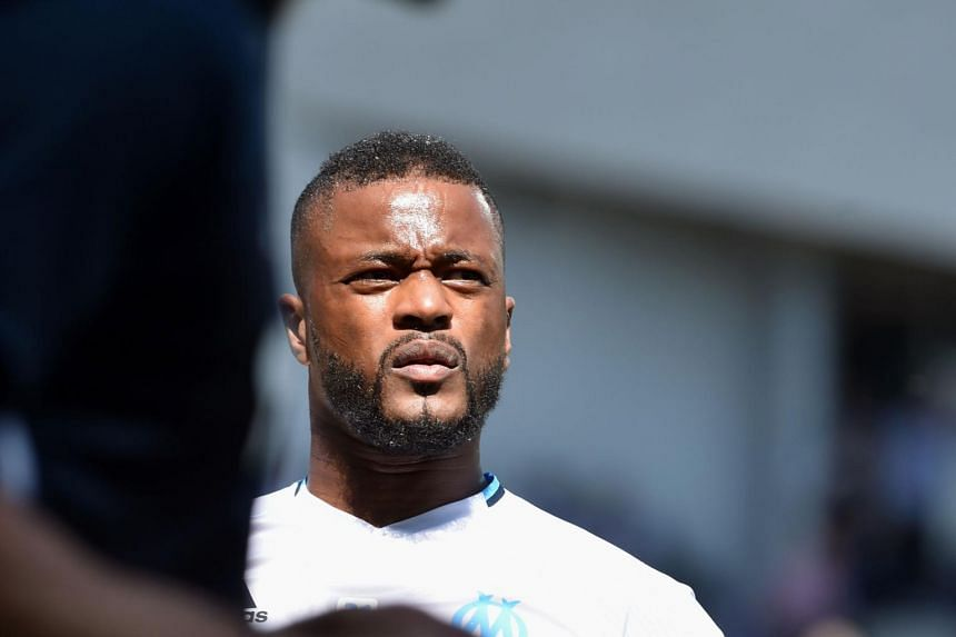 French defender Patrice Evra criticised Christophe Dugarry after the latter first made remarks about him.