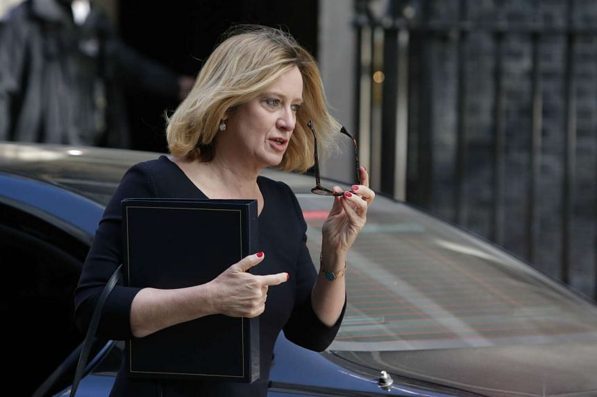 British Home Secretary Amber Rudd said the British government will continue to press Internet companies on this issue.
