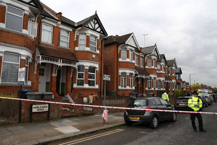 The arrest of the three women was part of an ongoing intelligence-led operation in connection with an address on Harlesden Road in east London.