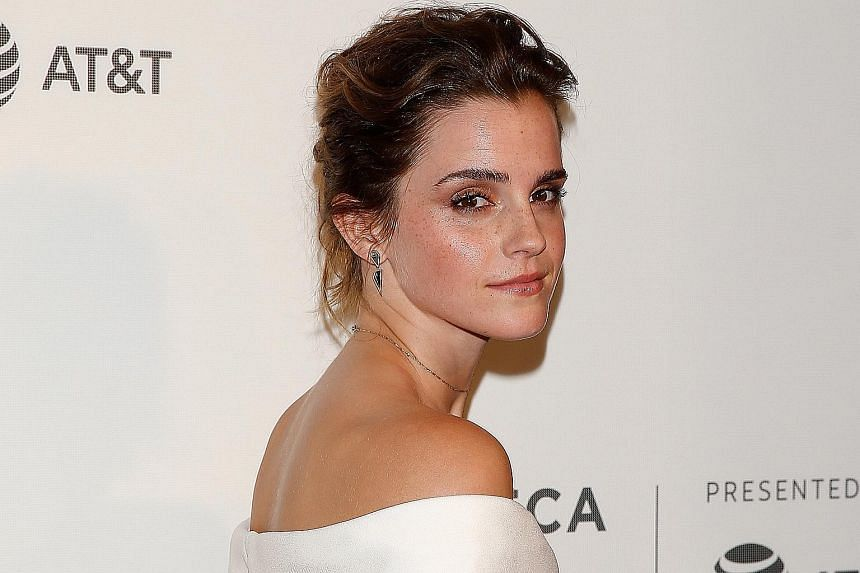 Filming the movie made Emma Watson think about the issues of ethics and privacy in an age of prevalent online activities.