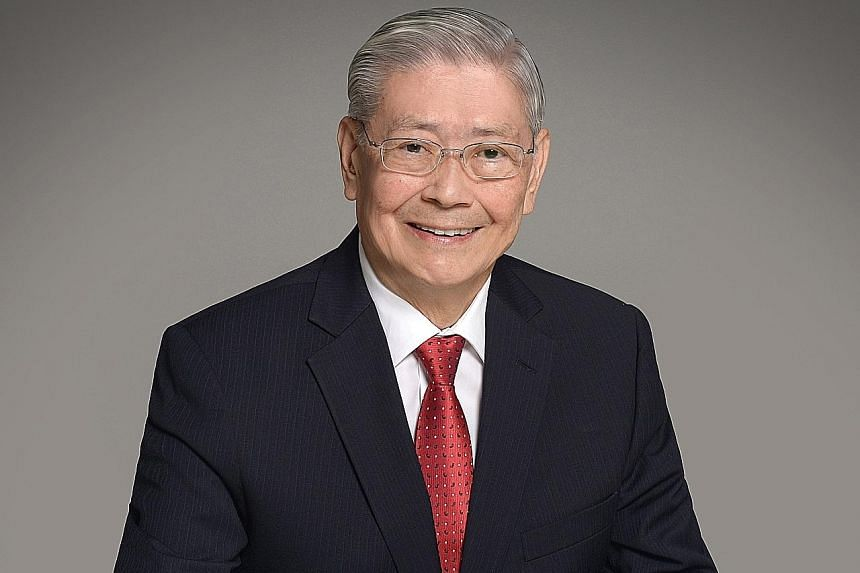 Mr Loh Hoon Sun's main job as Phillip Securities' senior adviser is to acquire new clients, build up the institutional side of the business and keep existing clients happy.