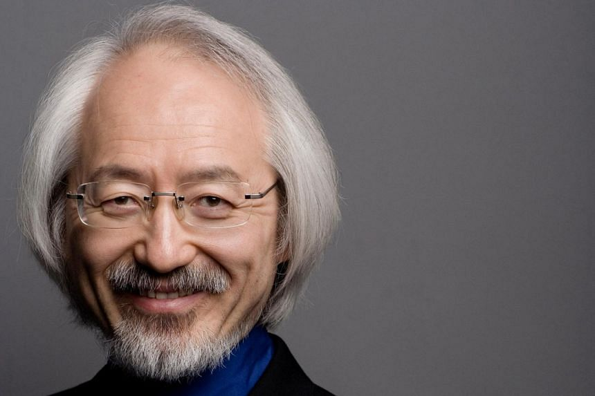 Japanese conductor and organist Masaaki Suzuki.