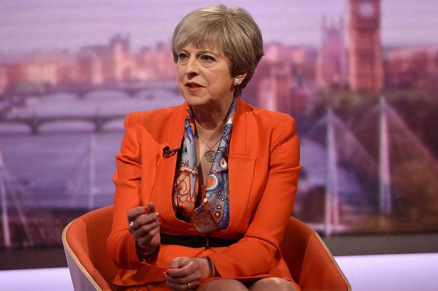 British Prime Minister Theresa May rejected claims that her negotiating stance was unreasonable.