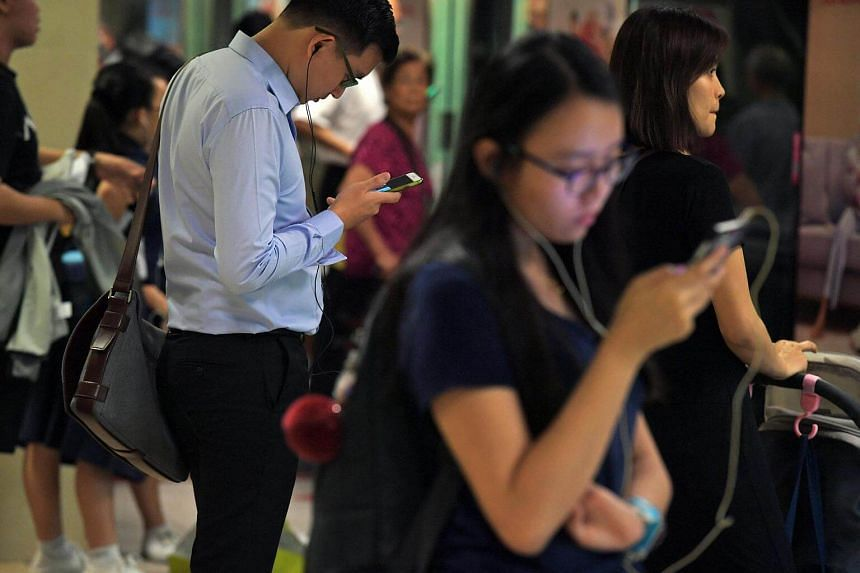 The survey found that four in 10 Singaporeans often wonder whether the news they read is true or false.