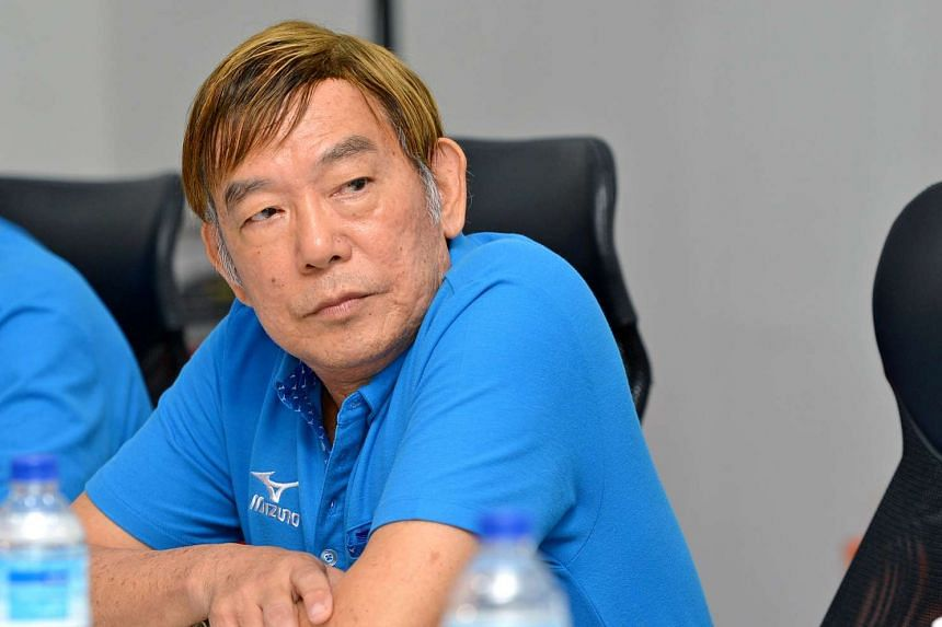Ho Mun Cheong is fielding 13 other candidates for positions on the new management committee.