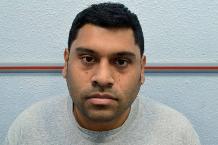 Samata Ullah was jailed for eight years at the Old Bailey in London on May 2, 2017, after admitting to five terror offences, including membership of ISIS.