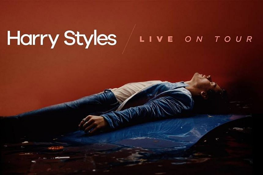 Harry Styles' concert on November 23 will be his only show in South-east Asia.