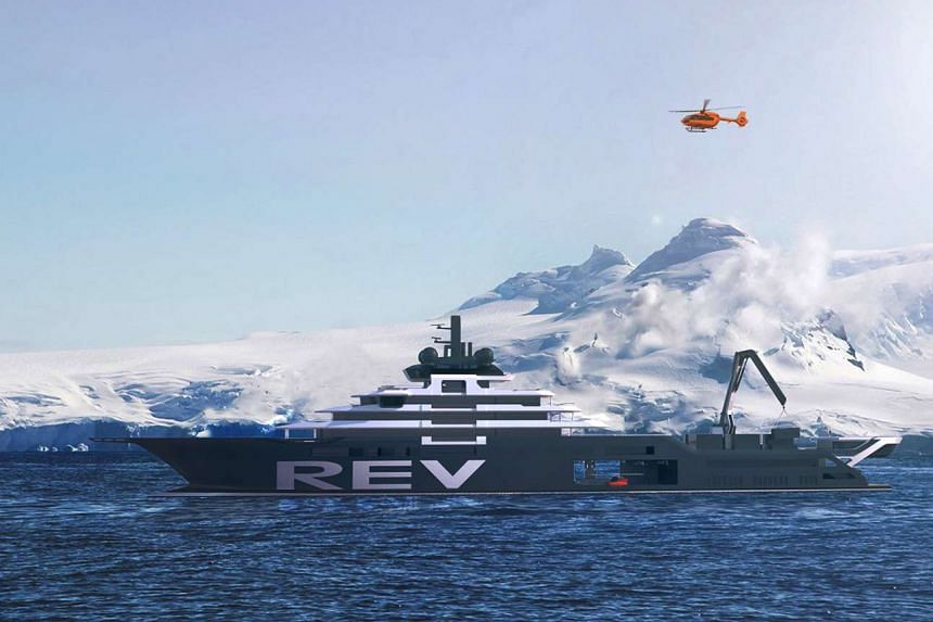 Vard secured a contract for the design and construction of a 182m research expedition vessel.