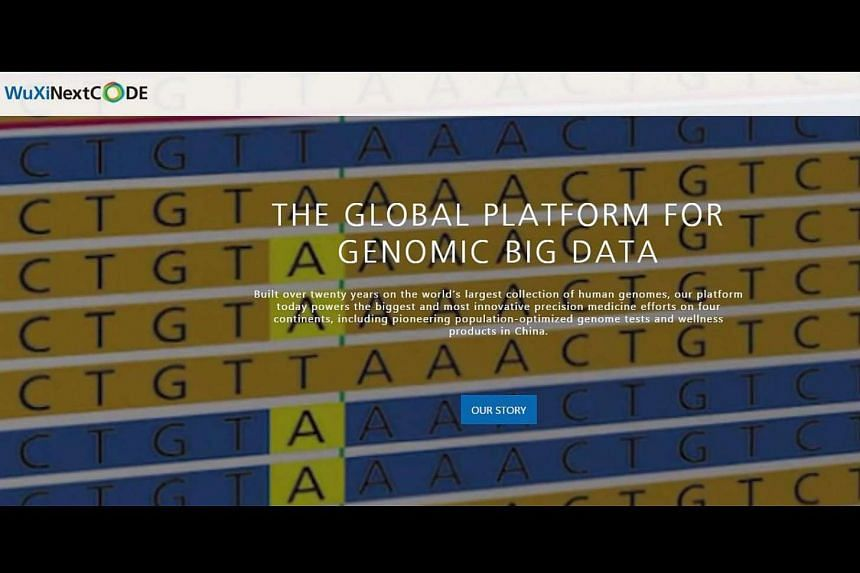 Contract genomics organisation WuXi NextCODE is expanding in China as the country pushes into the emerging field of precision medicine.