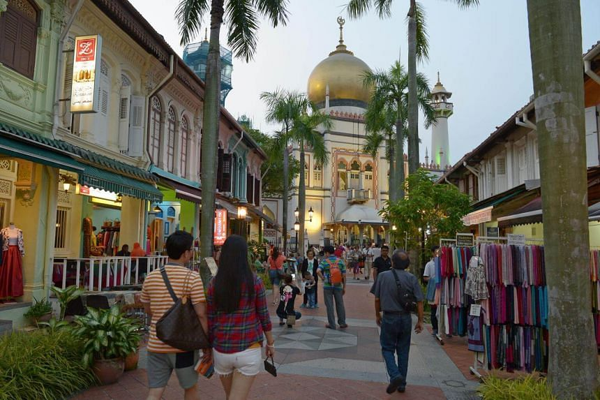 Singapore was named the top tourist destination for Muslim visitors, outside Organisation of Islamic Cooperation countries.