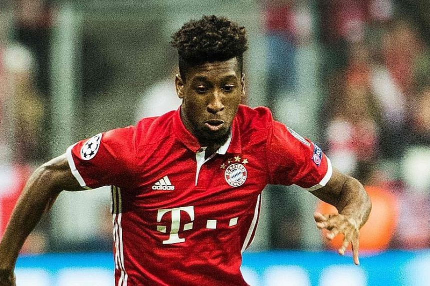 Kingsley Coman has not been a regular starter this term but Bayern Munich recently signed the winger on a permanent deal with the hope of making a quick profit.