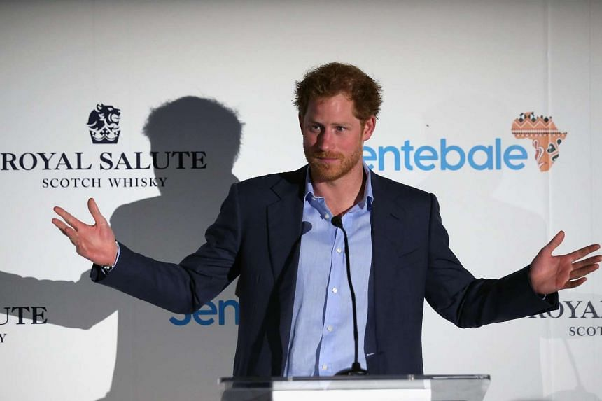 Prince Harry took part in the Sentebale Royal Salute Polo Cup in Palm Beach, Florida last year.