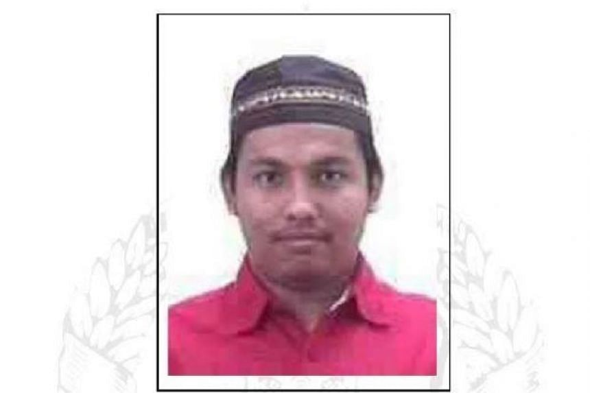 Police are looking for Muhammad Muzaffa over ISIS links.