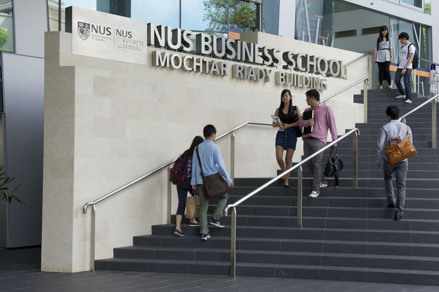 National University of Singapore is the only South-east Asian institution featured in the inaugural Top MBAs for Finance ranking.