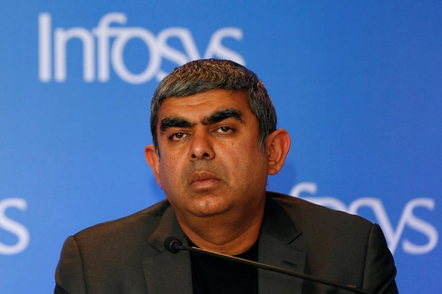 Infosys Chief Executive Vishal Sikka took the helm almost three years ago with a mandate to remake the company's business model.