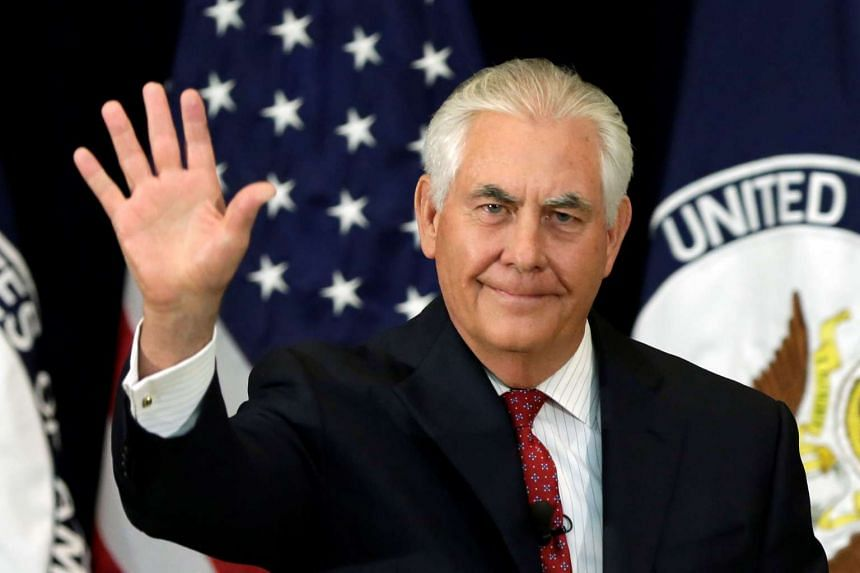 Secretary of State Rex Tillerson laid out his plans on Wednesday (May 3) for tackling world issues.