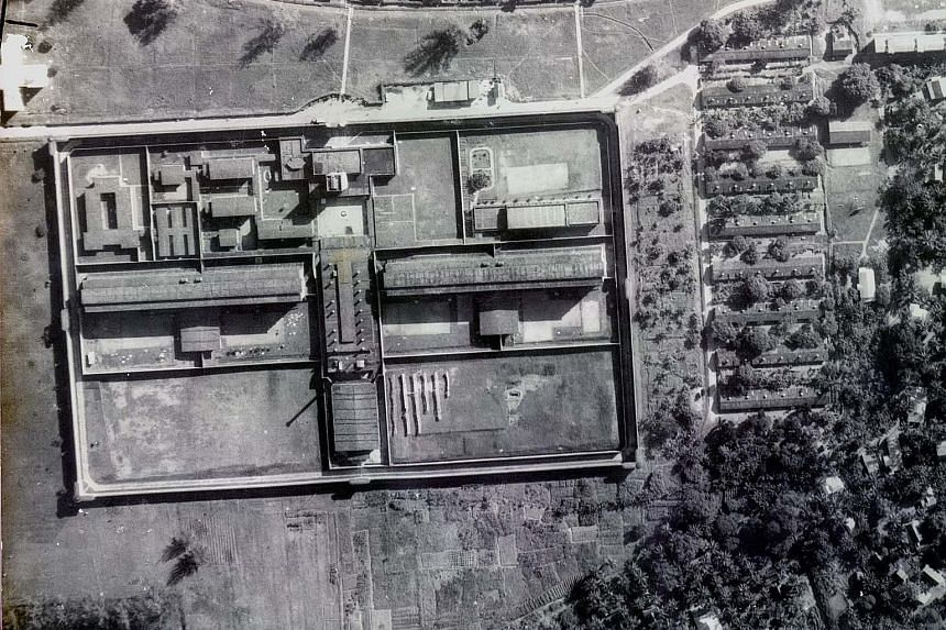 Completed by the British in 1936, Changi Prison was laid out in the outline of a telephone pole and consists of parallel wings and a central corridor, a design that was first used in the late 19th century in Britain and France.