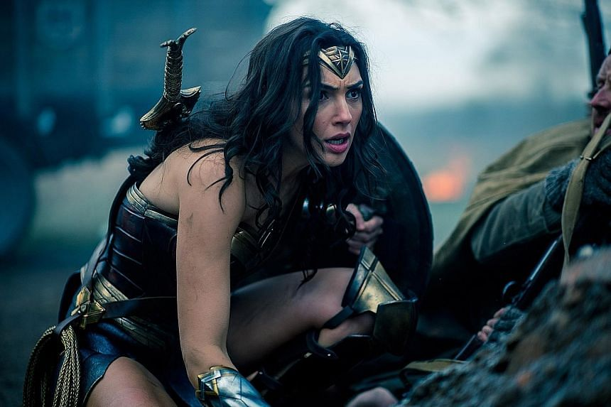 Warner Bros and DC Comics are counting on female-led film Wonder Woman to deliver a commercial and critic-approved hit.