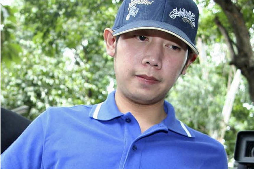 Red Bull heir Worayuth Yoovidhya reportedly left for Singapore on his private jet on April 25.