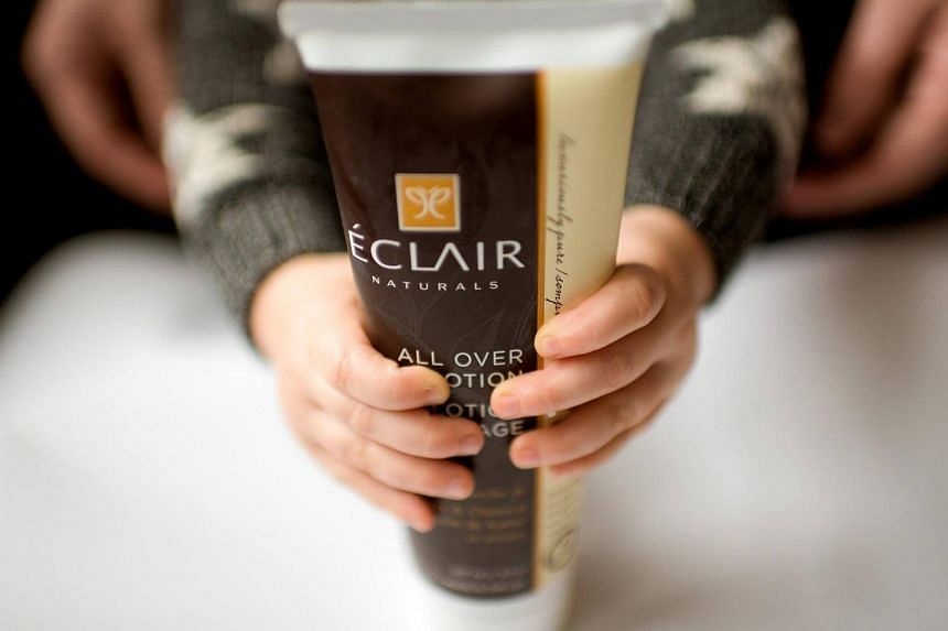Eclair Naturals, a body-care line introduced last year, is advertising for the first time.