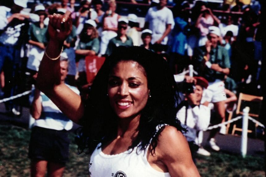Florence Griffith Joyner's brilliant career as a sprint queen was always shadowed by allegations that her feats were fuelled by drugs. She died suddenly in 1998.