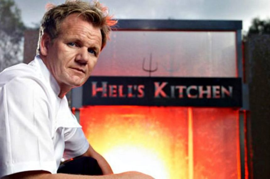 Celebrity chef Gordon Ramsay will be opening his first Hell's Kitchen restaurant in Las Vegas this winter.