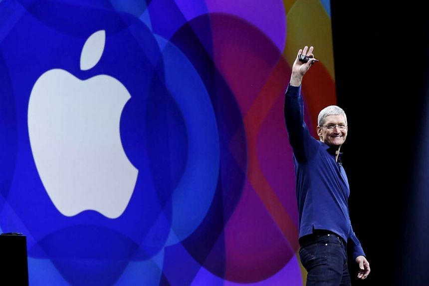 Apple will announce the fund's first investment later in May, CEO Tim Cook said.