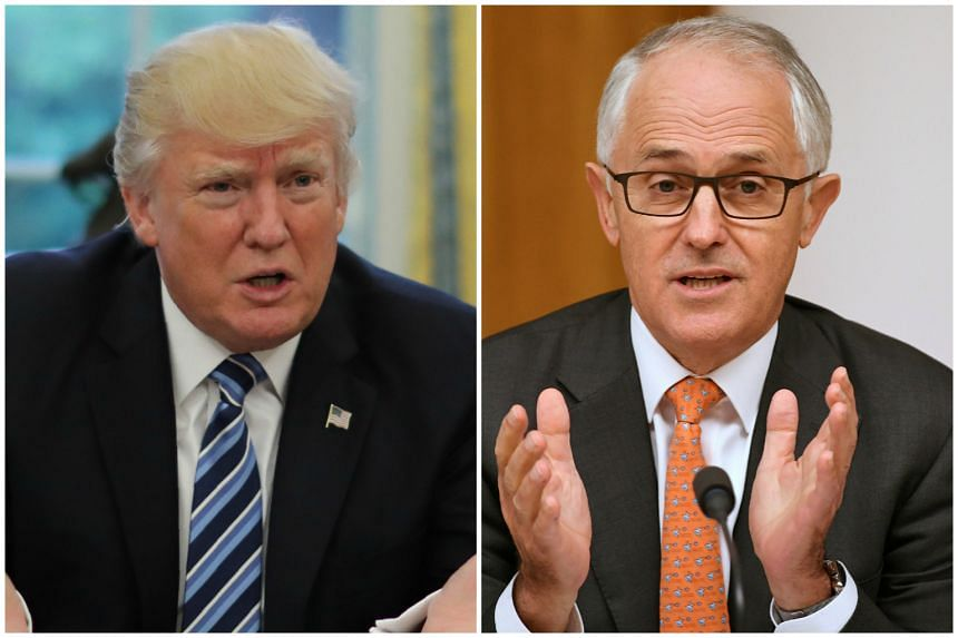 United States President Donald Trump and Australian Prime Minister Malcolm Turnbull are due to meet soon.