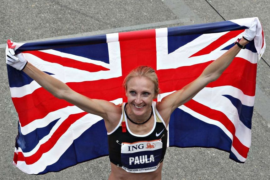 Britain's Paula Radcliffe (above) stands to lose her place in the record books under the plan.