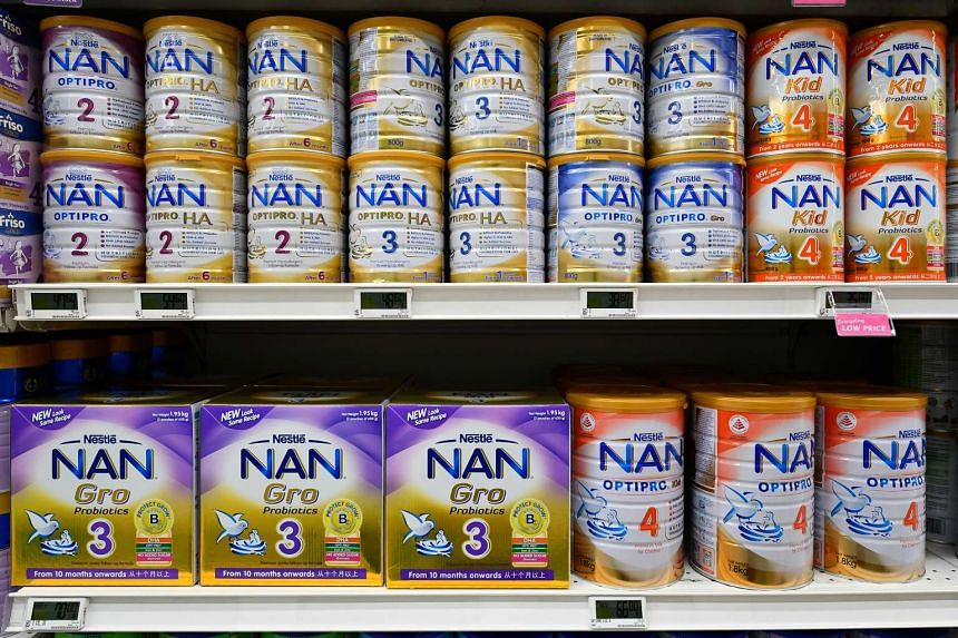 A report by The Straits Times found that the cost of a 900g tin of infant formula has increased by 120 per cent over the last decade.