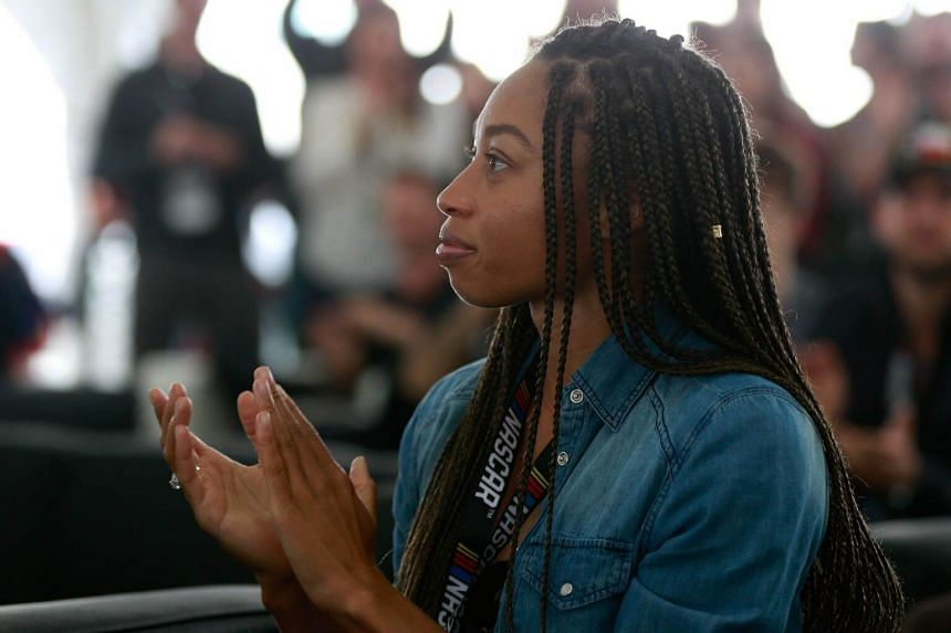 """I am not supporting it. It is not that simple, it's a more a complex issue,"" American track star Allyson Felix said."