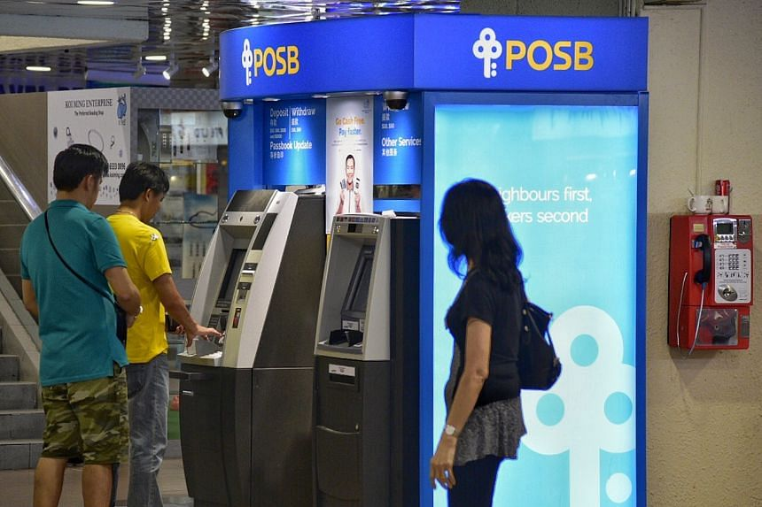 POSB is working with more than 20 employment agencies to introduce a new e-payment scheme.