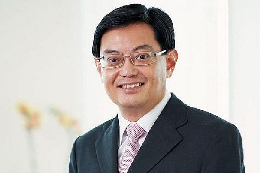 Mr Heng Swee Keat is on his first overseas trip since recovering from a stroke.