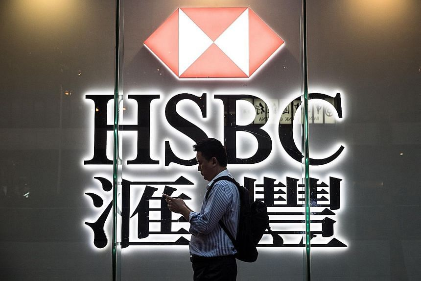 HSBC's common equity tier 1 ratio - a key measure of its financial strength - was 14.3 per cent at the end of the March quarter, up from 11.9 per cent in the same period last year and better than the 13.7 per cent expected by analysts.