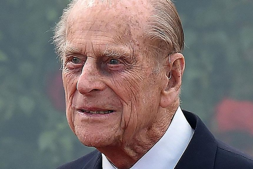 Prince Philip, who turns 96 on June 10, has been reducing his workload in recent years.