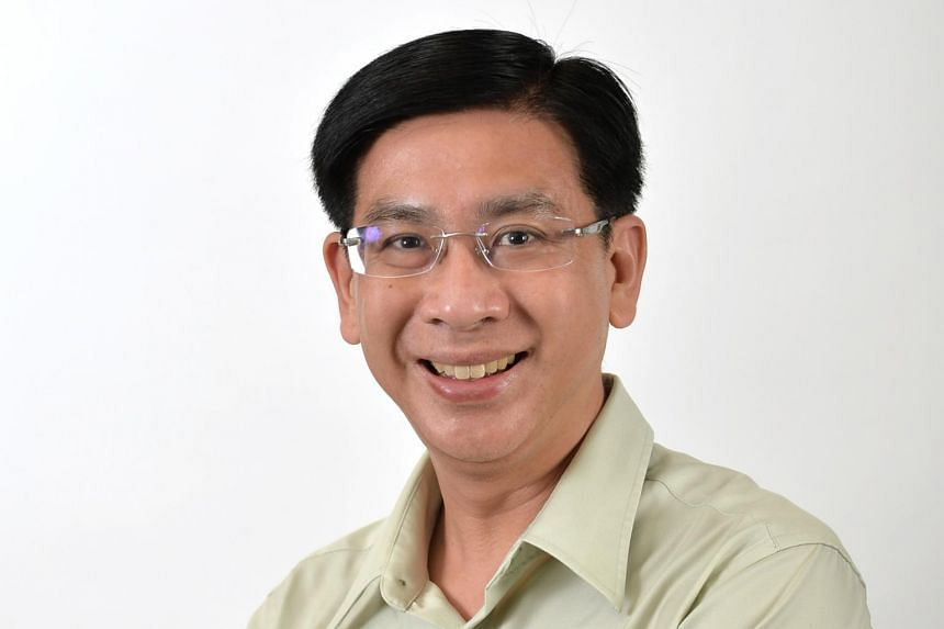 Mr Ang Wei Neng is also a Member of Parliament for Jurong GRC.