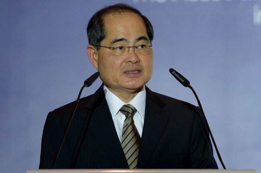 Mr Lim Hng Kiang, Minister for Trade and Industry (Trade).