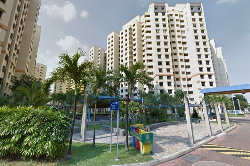 Twelve Housing Board blocks at Jurong West Street 65 are without gas as a result of a gas leak from a damaged underground pipe.