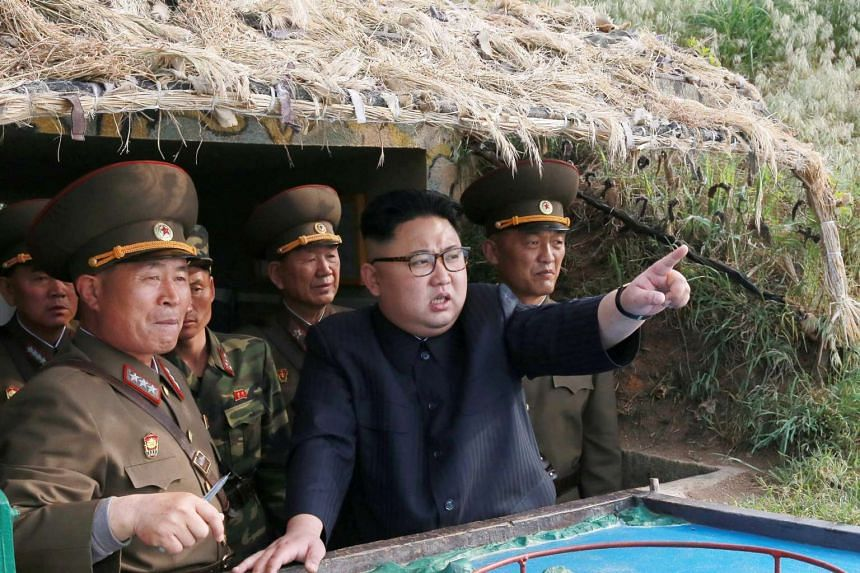 """North Korea's Ministry of State Security accused the CIA and Seoul's Intelligence Services of """"a vicious plot"""" to kill Kim Jong Un."""