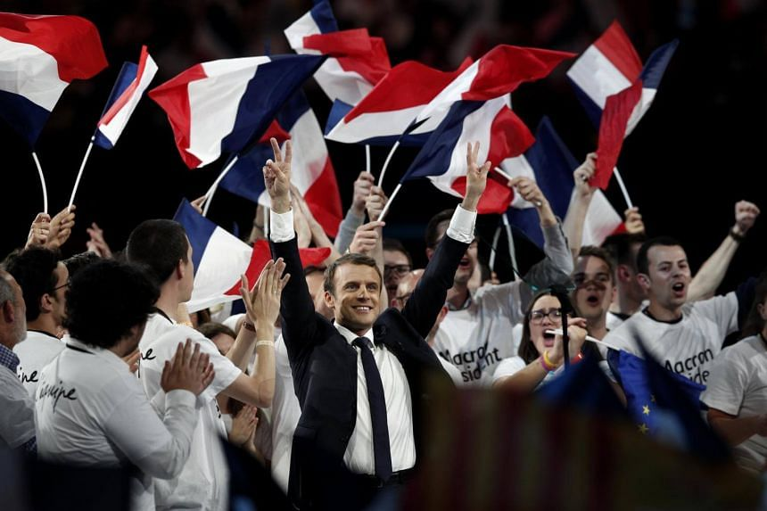 Emmanuel Macron's campaign announced on May 5, 2017 that it has been the victim of hacking after nine gigabyte of emails purporting to belong to the campaign were posted online.
