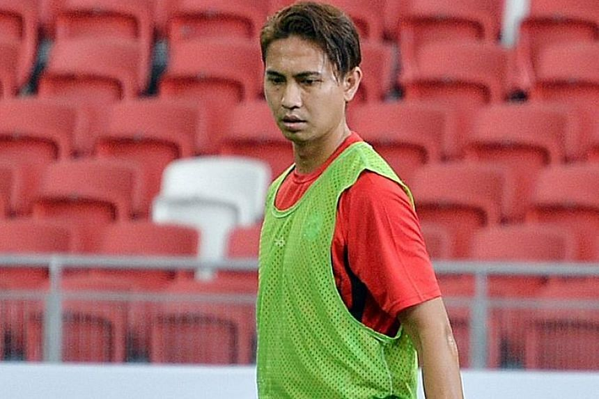 Forward Shahril Ishak is part of the 20-man Singapore Selection squad led by Fandi Ahmad and was singled out by Selangor's coach E. Elavarasan as a threat.
