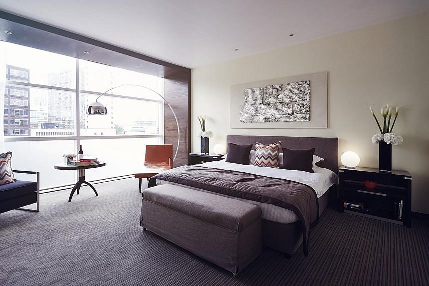 The Hotel Central Fifth Avenue will undergo renovation in phases, to be rebranded as Citadines Fifth Avenue New York next year. The Lowry Hotel posted growth of 6.9 per cent in revenue per available room last year. The Manchester United football club
